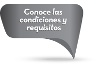 Conoce las condiciones y requisitos