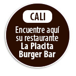 CALI Encuentre aquí su  restaurante La Placita Burger Bar